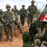 Armée Canadien au Mali